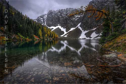 Blue Lake photo by Dave Nielsen