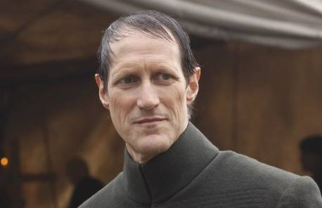 Christopher Heyerdahl in Hell on Wheels, as The Swede