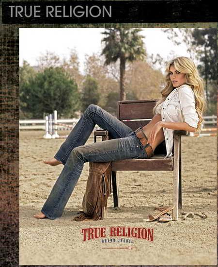Marisa Miller - True Religion