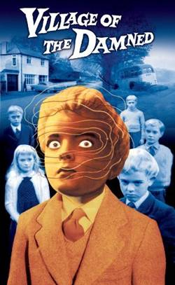 Village of the Damned promo art