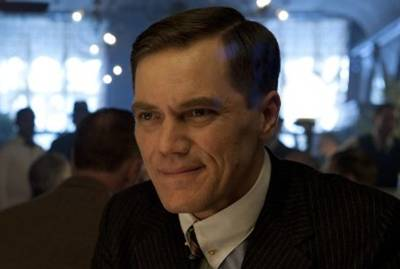 Boardwalk Empire cast member Michael Shannon