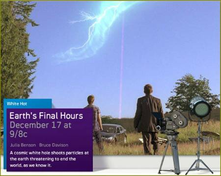 Earth's Final Hours on Syfy