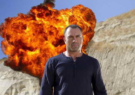 Fear Factor w Joe Rogan and Bigger Explosions
