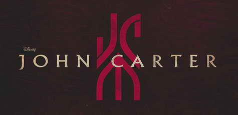 John Carter movie logo