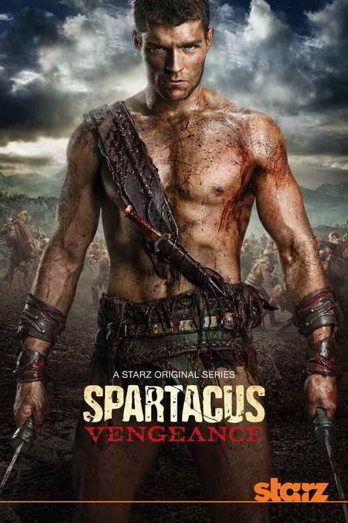 Liam McIntyre in Spartacus Vengeance