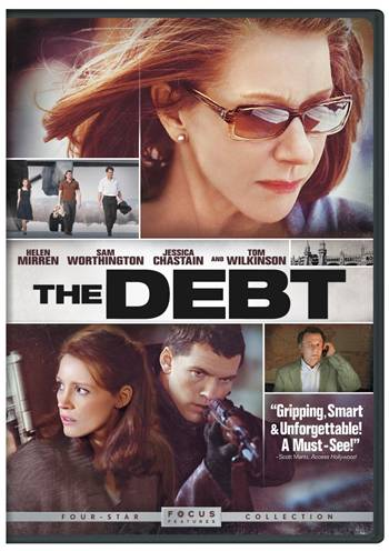 New on DVD The Debt