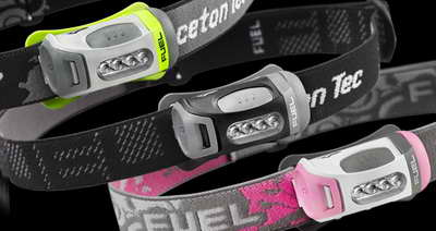 Princeton Tec FUEL headlamps for runners