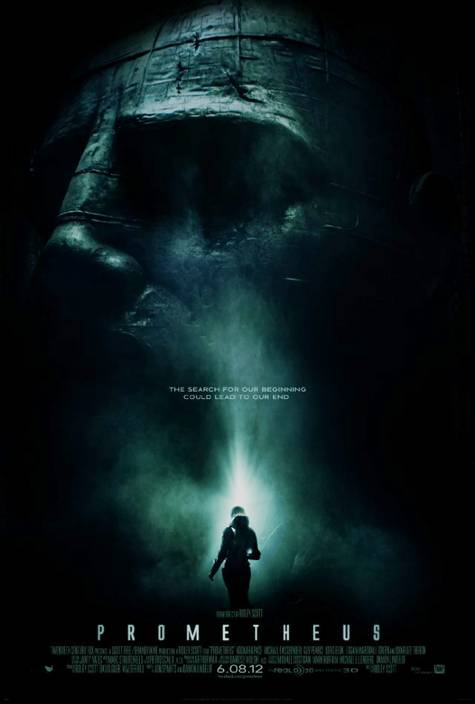 Prometheus one sheet
