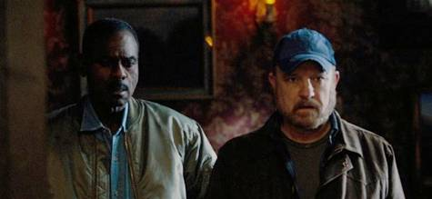 Steven Williams and Bobby Singer in Supernatural mid-season finale ep Death's Door