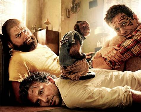 The Hangover Part II promo art Movie Review