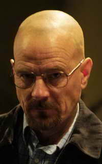 Bryan Cranston stars in 'Breaking Bad' as Walt