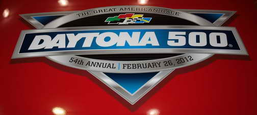 54th Annual Daytona 500 NASCAR Sprint Cup race