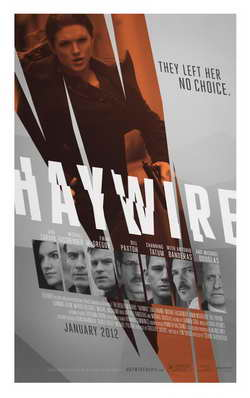 Haywire movie poster