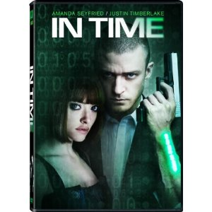 IN TIME on DVD and Blu-ray