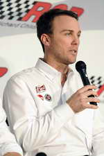 Kevin Harvick, driver of the #29 RCR Chevrolet - 2012 NASCAR Sprint Cup Series Media Tour