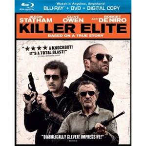 Killer Elite on Blu-ray