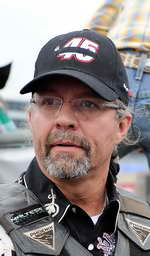 Kyle Petty at Texas Motor Speedway - Day 4
