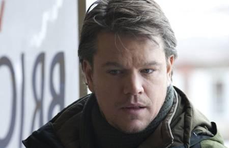 Matt Damon in Contagion