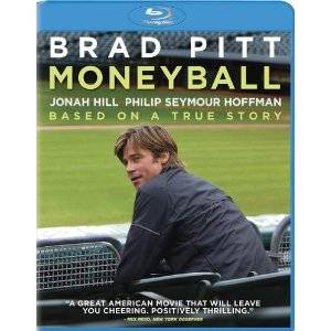 Moneyball on Blu-ray