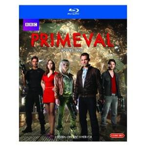 Primeval Volume Three on Blu-ray