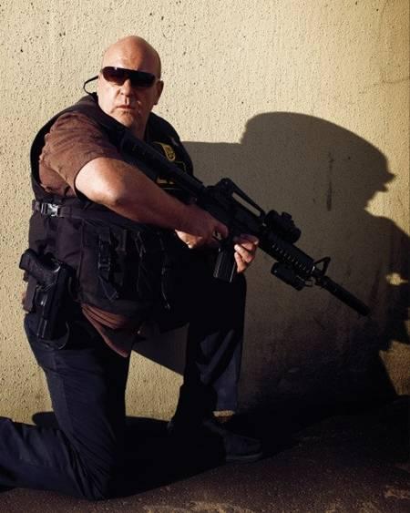 Still of Dean Norris in Breaking Bad