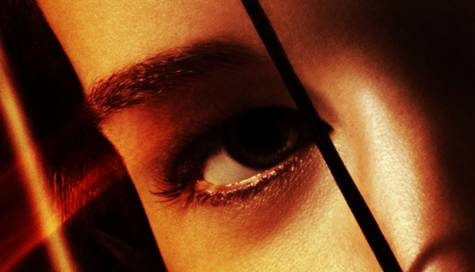 The Hunger Games - Katniss has her eye on you