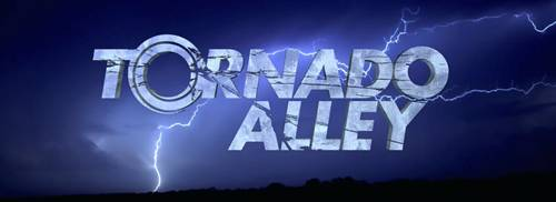 Tornado Alley custom logo