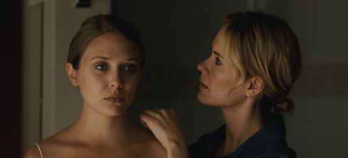 Sarah Paulson and Elizabeth Olsen in Martha Marcy May Marlene