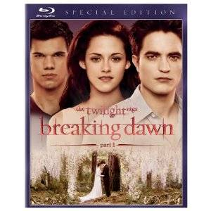 The Twilight Saga Breaking Dawn, Part I