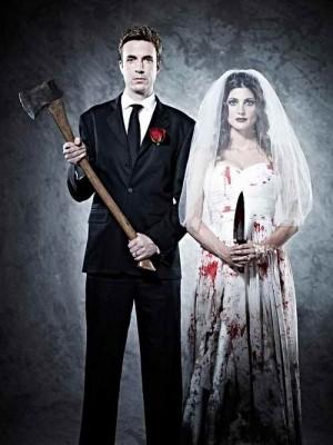 'Death Do Us Part' - Peter Benson as Ryan Harris and Julia Benson as Kennedy Jamieson