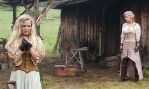Emilie Ullerup in Witchslayer Gretl on Syfy