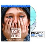 Extremely Loud and Incredibly Close on Blu-ray