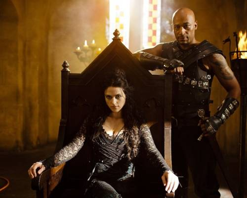 Merlin Season Finale with Morgana and Helios - TV review