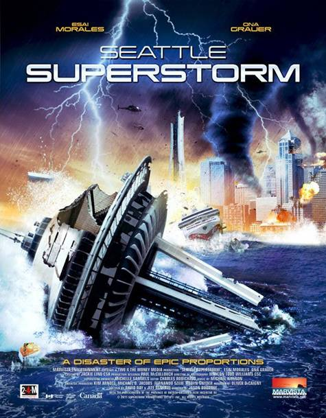'Seattle Superstorm' on Syfy review