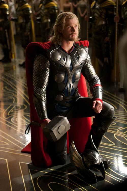 'Thor 2' news - Chris Hemsworth as 'Thor'