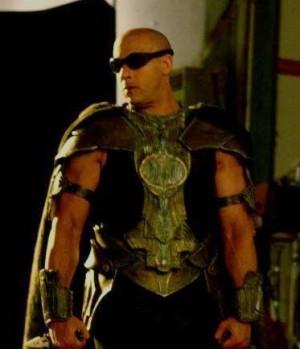 Vin Diesel Chronicles of Riddick Sequel, (2013)