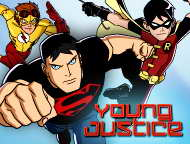 Young Justice animated series on CN