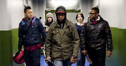 'Attack the Block,' allies with the same enemy