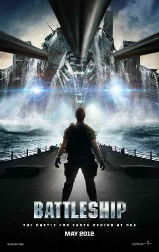 'Battleship' movie poster