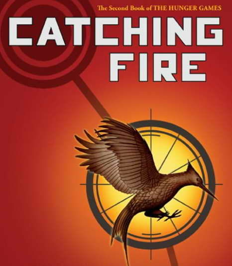 'Catching Fire', 'The Hunger Games' movie sequel
