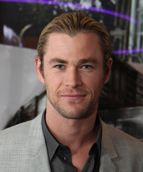 "Chris Hemsworth at Lionsgate's ""Cabin In The Woods"" Los Angeles Screening"