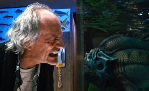 Christopher Lloyd reprises his role in 'Piranha 3DD'