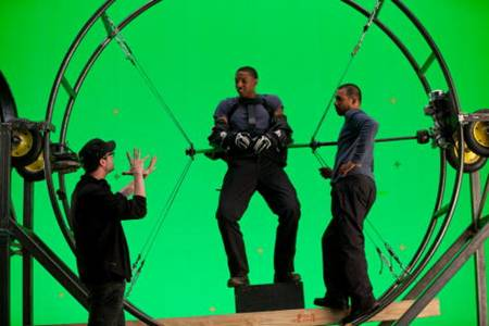 Chronicle behind-the-scenes still
