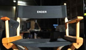 'Ender's Game' set image - character chair