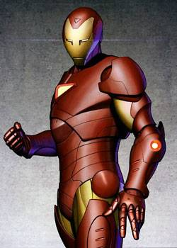Extremis Armor in 'Iron Man 3'