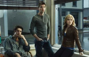 'Haven' cast Eric Balfour, Lucas Bryant and Emily Rose