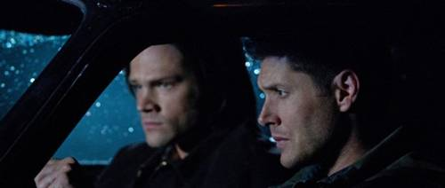 Jensen Ackles and Jared Padalecki in 'Supernatural'