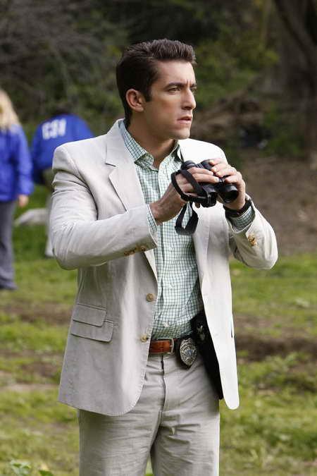 Jonathan Togo in 'CSI Miami'