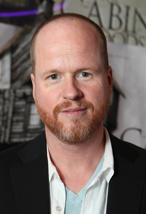 Joss Whedon at Lionsgate's