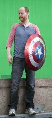 Joss Whedon director of 'The Avengers' movies